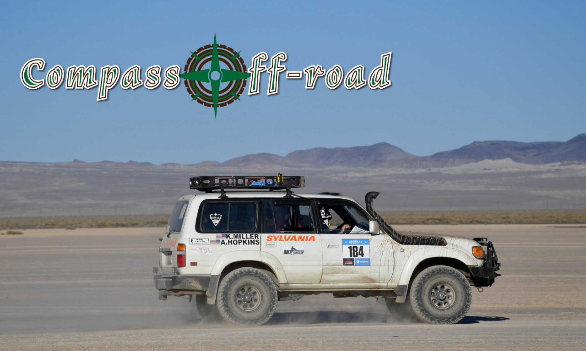 Compass Off-Road